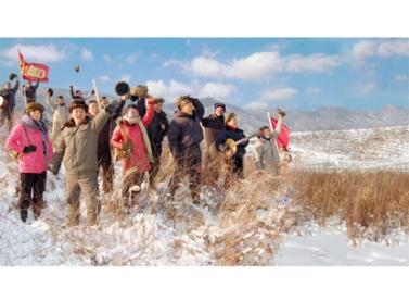 150430 - SK - Sinnvolles Arbeitsleben des koreanischen Volkes - 03