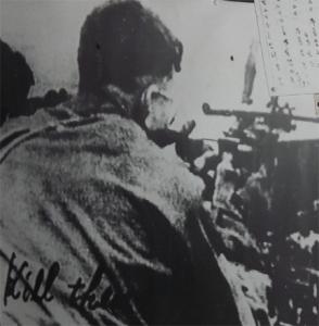 150624 - SK - KIM IL SUNG - Zeuge der Geschichte des bestialischen US-Imperialismus - 04