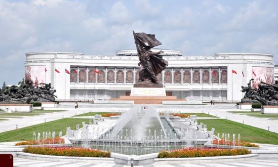 150402 - Naenara - Museum über den Sieg im Vaterländischen Befreiungskrieg - 01