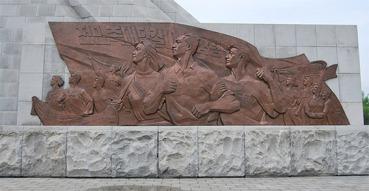 150704 - Naenara - Das Monument der Drei Chartas der Vereinigung des Vaterlandes - 07