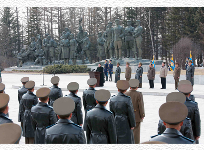 150714 - SK - Der große Songun-Heerführer Marschall KIM JONG UN - 07