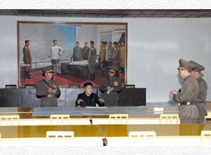 150714 - SK - Der große Songun-Heerführer Marschall KIM JONG UN - 10