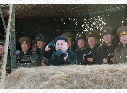 150714 - SK - Der große Songun-Heerführer Marschall KIM JONG UN - 13