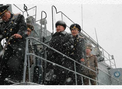 150714 - SK - Der große Songun-Heerführer Marschall KIM JONG UN - 19