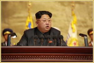 150726 - Naenara - KIM JONG UN - Festrede des Marschalls KIM JONG UN auf dem 4. Landestreffen der Kriegsveteranen - 제4차 전국로병대회 성대히 진행 - 경애하는 김정은원수님께서 대회에 참석하시여 축하연설을 하시였다