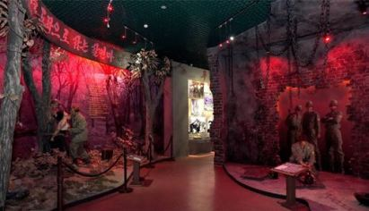 150727 - SK - Eröffnung des Museums Sinchon - 09 - 신천박물관 개관식 진행