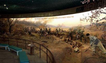 150727 - SK - Eröffnung des Museums Sinchon - 11 - 신천박물관 개관식 진행