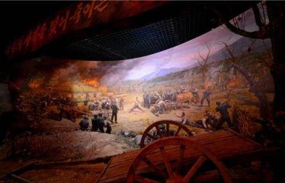150727 - SK - Eröffnung des Museums Sinchon - 12 - 신천박물관 개관식 진행