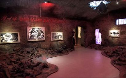 150727 - SK - Eröffnung des Museums Sinchon - 16 - 신천박물관 개관식 진행