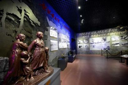 150727 - SK - Eröffnung des Museums Sinchon - 19 - 신천박물관 개관식 진행