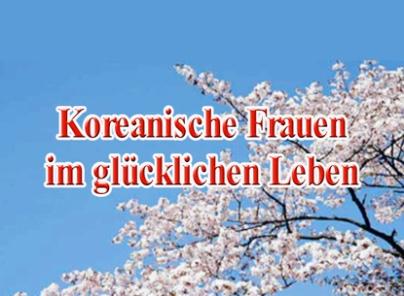150728 - SK - Koreanische Frauen im glücklichen Leben - 01