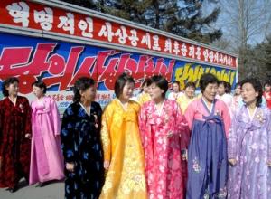 150728 - SK - Koreanische Frauen im glücklichen Leben - 04