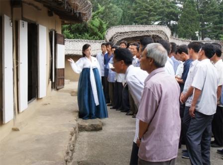 150730 - SK - Kang Pan Sok - Mutter von KIM IL SUNG - Für die Frauenemanzipation - 04