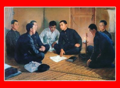 150731 - SK - Der große Patriot - Heerführer KIM IL SUNG - 70. Jahrestag der Befreiung - 04