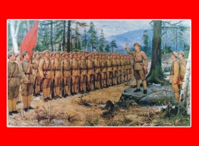 150731 - SK - Der große Patriot - Heerführer KIM IL SUNG - 70. Jahrestag der Befreiung - 06
