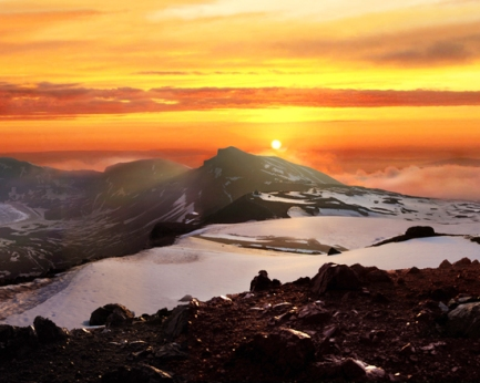 150808 - SK - Wir werden immer den Berg Paektu besteigen - 01