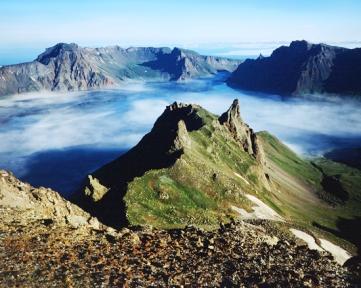 150808 - SK - Wir werden immer den Berg Paektu besteigen - 02