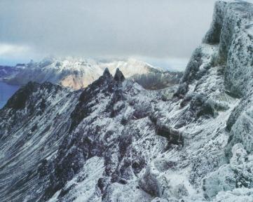 150808 - SK - Wir werden immer den Berg Paektu besteigen - 03
