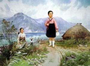 150920 - SK - Unvergänglich sind die Verdienste der Genossin Kim Jong Suk - 04