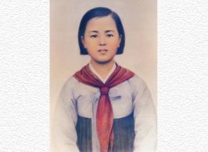 150920 - SK - Unvergänglich sind die Verdienste der Genossin Kim Jong Suk - 05