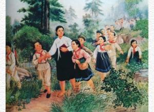 150920 - SK - Unvergänglich sind die Verdienste der Genossin Kim Jong Suk - 06