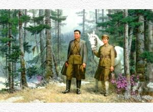 150920 - SK - Unvergänglich sind die Verdienste der Genossin Kim Jong Suk - 07