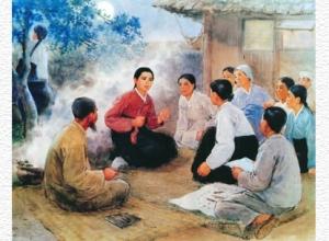 150920 - SK - Unvergänglich sind die Verdienste der Genossin Kim Jong Suk - 10
