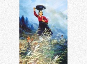 150920 - SK - Unvergänglich sind die Verdienste der Genossin Kim Jong Suk - 11