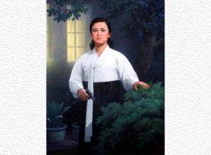 150920 - SK - Unvergänglich sind die Verdienste der Genossin Kim Jong Suk - 12