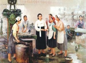 150920 - SK - Unvergänglich sind die Verdienste der Genossin Kim Jong Suk - 15