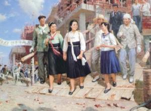 150920 - SK - Unvergänglich sind die Verdienste der Genossin Kim Jong Suk - 16