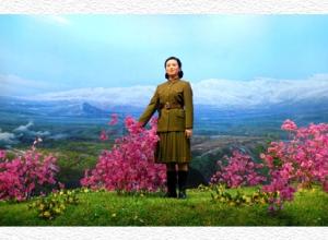 150920 - SK - Unvergänglich sind die Verdienste der Genossin Kim Jong Suk - 17