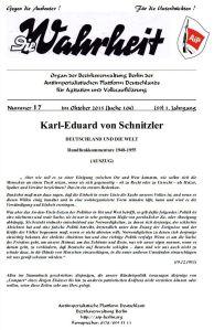 DW - 017 - Schnitzler Rundfunkansprachen 1948-55