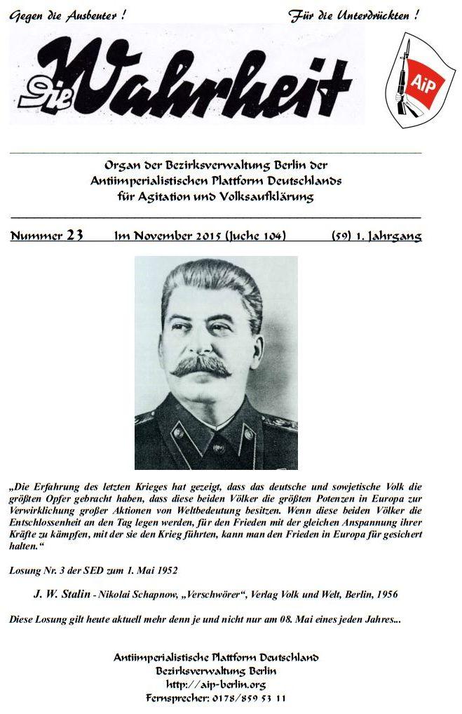 DW - 023 - Stalin