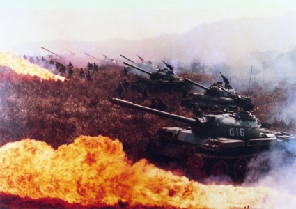 151229 - SK - KIM JONG UN - Die Ehre Koreas - 01