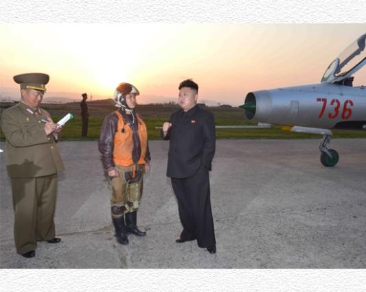 151229 - SK - KIM JONG UN - Die Ehre Koreas - 03