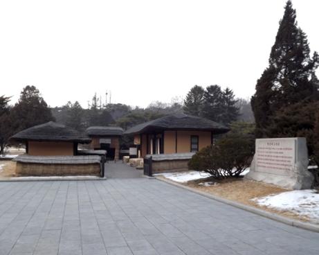 160121 - SK - Der 400 km lange Weg zur Wiedergeburt des Vaterlandes - 01 - Geburtshaus Mangyongdae