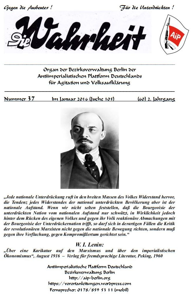 DW - 037 - Lenin