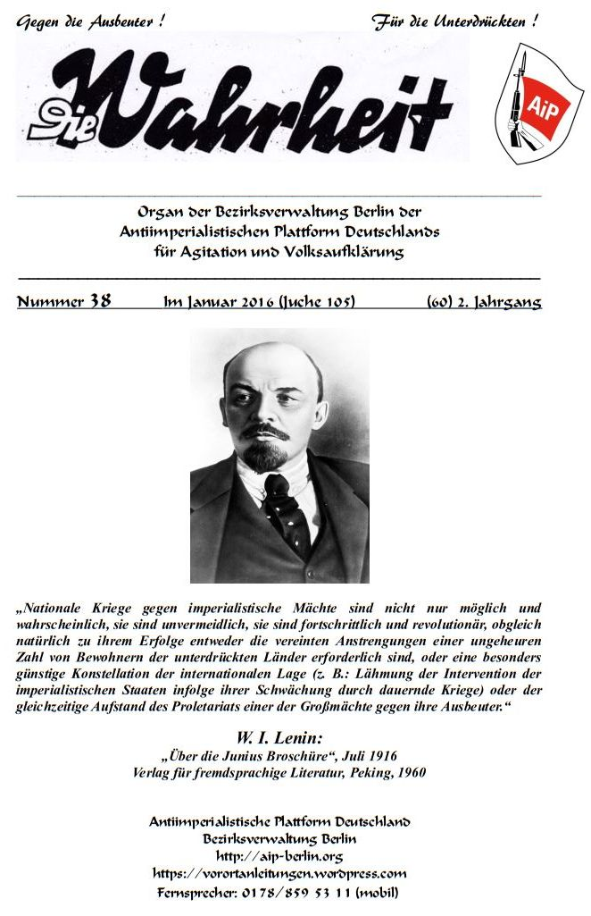 DW - 038 - Lenin
