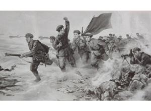 150731 - SK - Der große Patriot - Heerführer KIM IL SUNG - 70. Jahrestag der Befreiung - 12