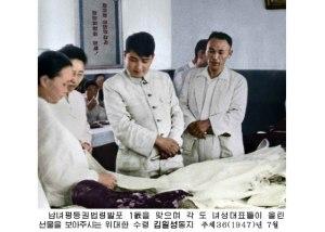 150803 - RS - KIM IL SUNG - 새 조선건설사에 쌓으신 불멸의 업적 세세년년 길이 전해가리 - 08