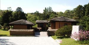 151208 - Naenara - KIM IL SUNG - Geburtshaus in Mangyongdae - 01