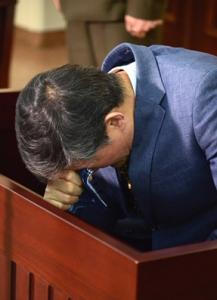 160430 - Naenara - Das Gericht über US-Bürger Kim Tong Chol, der die Feindseligkeiten gegen unsere Republik begangen hat - 01