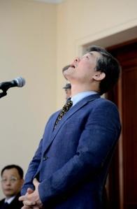 160430 - Naenara - Das Gericht über US-Bürger Kim Tong Chol, der die Feindseligkeiten gegen unsere Republik begangen hat - 02