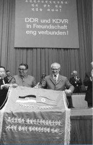 DDR und KDVR in Freundschaft eng verbunden