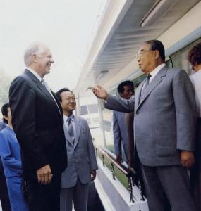 KIM IL SUNG Carter 1994