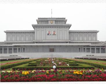 160703 - SK - KIM IL SUNG - Ewiger Vater der Nation - 01 - Sonnenpalast Kumsusan