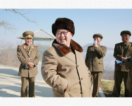160716 - SK - KIM JONG UN - 4. Jahrestag Verleihung Titel Marschall - Für die Festigung der Macht des Staates - 01